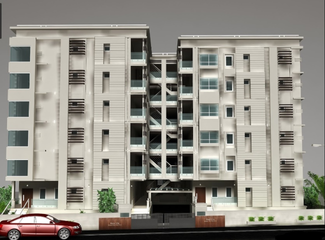 Luxury Flats For Sale At Banjarahills Hyderabad Appartment For